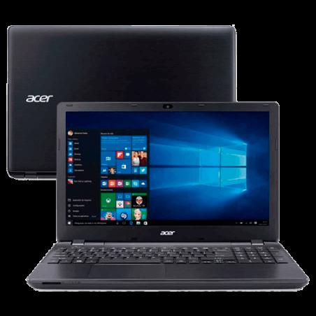 "Notebook Acer ES1-572-33SJ - Intel Core i3-7100U - RAM 4GB - HD 1TB - Tela 15.6"" - Windows 10"