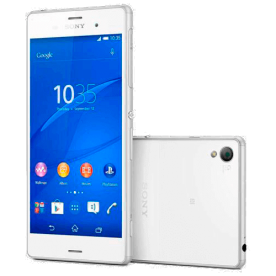 "Smartphone Sony Xperia Z3 TV D6643 Branco - 16GB - Tela Full HD 5.2"" - 20.7MP - TV Digital - Android 4.4"
