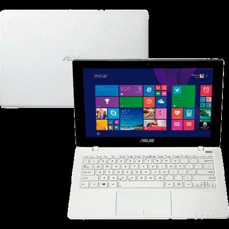 "Notebook Asus X200MA-CT204H - Intel Dual Core - RAM 2GB - HD 500GB - LED 11.6"" Touchscreen - Windows 8.1 - Branco"