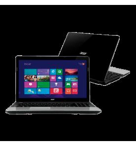 Notebook Acer E1-571-6458 - 15.6'' - Intel Core i3-2310 - Ram 4GB - HD 500GB - Windows 7 Home Basic