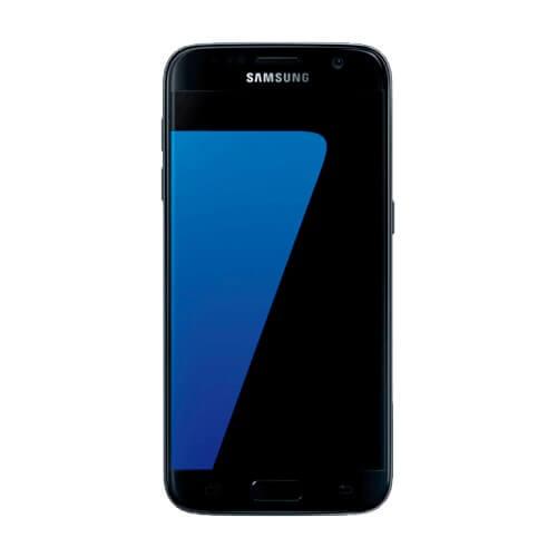 """Smartphone Samsung Galaxy S7 Edge Preto - 32GB - 4G - 12MP - 5.5"""" - Android 6 Marshmallow"""