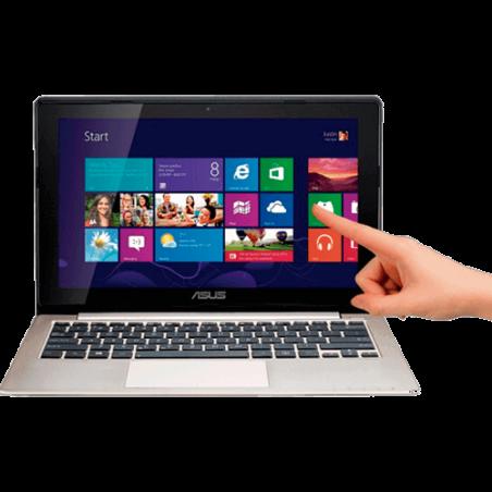 Notebook Asus Vivobook S200E-CT173H - RAM 2GB - HD 500GB - Intel Core i3-3217U - Tela LED de 11.6'' - Touchscreen - Windows 8