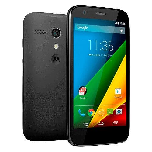 "Celular Motorola Moto G 4G XT1040 - 8 GB - Tela 4.5"" - Preto"