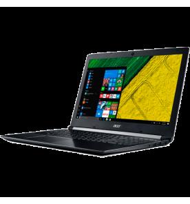 "Notebook Acer A515-51G-71KU - Intel core i7 7500U - HD 1TB - NVIDIA 940MX 8GB - 15.6"" - Preto - Windows 10"