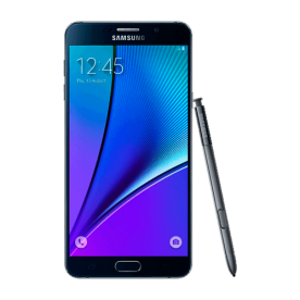 "Smartphone Samsung Galaxy Note 5 - Preto - 4G - SM-N920- 32GB - Tela 5.7"""