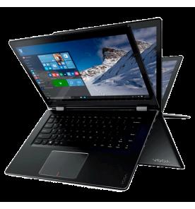"Notebook Lenovo 2 Em 1 Yoga 500-80NE000EBR - Intel Core i7-5500u - RAM 8GB - HD 1TB - Tela 14"" - Windows 10"