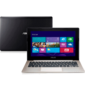 "Notebook Asus Vivobook X202E-CT189H - Intel Pentium Dual Core - RAM 4GB - HD 320GB - LED 11.6"" Touchscreen - Windows 8"