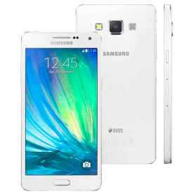 Smartphone Samsung Galaxy A5 - Branco - Duos - 4G - 16GB - Android 5.1