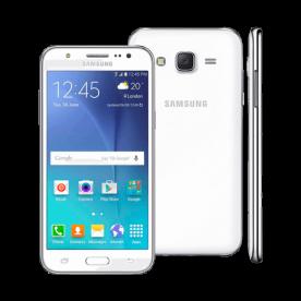 "Smartphone Samsung Galaxy J5 - Branco - Dual-Chip - 4G LTE - 16GB - Tela 5"""