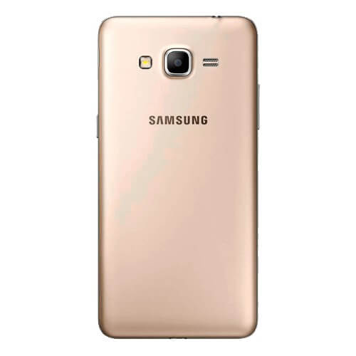 "Smartphone Samsung Galaxy Gran Prime Duos - TV - Dourado - 16GB - TFT LCD 5"" -Android 5.1"