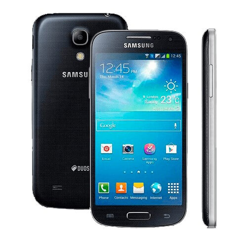 "Smartphone Samsung Galaxy S4 Mini Duos - Preto - 8GB - 4.3"" - Câmera 8MP"
