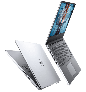 "Notebook Ultrafino Dell Inspiron 14 7000 Intel Core i7-8550U Geforce MX150 RAM 16GB - HD 1TB - SSD 128GB Tela 14"" Windows 10"