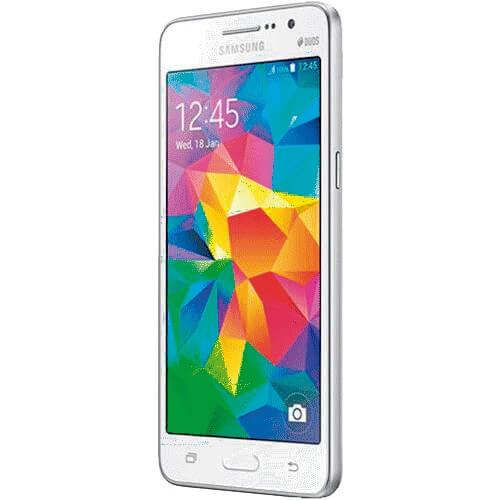 Smartphone Samsung Galaxy Gran Prime SM-G531H/DL - Branco - 8GB - 3G - 8MP - 5¨- Android 5.1