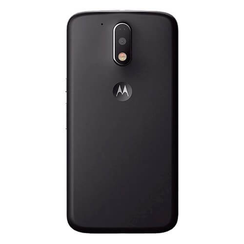"Smartphone Motorola Moto G4 Plus XT1640 - 4° Geração - Preto - Dual-Chip - 32GB - 5.5"" - 16Mpx"