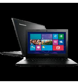 "Notebook Lenovo G400s-80AC0000BR - Intel Celeron 1005M - HD 500GB - RAM 4GB - LED 14"" - Windows 8"