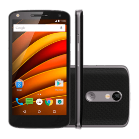 Smartphone Moto X Force XT1580 - Preto - Dual Chip - 64GB - Android 5.1 - 4G
