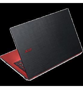 "Notebook Acer E5-573-37EP - Intel Core i3-5015U - RAM 4GB - HD 1TB - LED 15.6"" - Windows 10 - Vermelho"