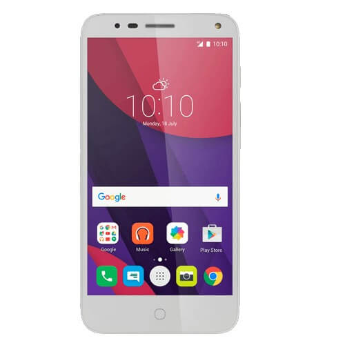 Smartphone Alcaltel POP 4 Premium Branco - OT-5051J - Dual-Chip - 8GB - 13MP