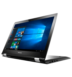 "Notebook Lenovo 2 em 1 YOGA 80NE0006BR Preto - Intel Core i7-5500U - RAM 8GB - HD 1TB - Tela 14"" - Windows 10"