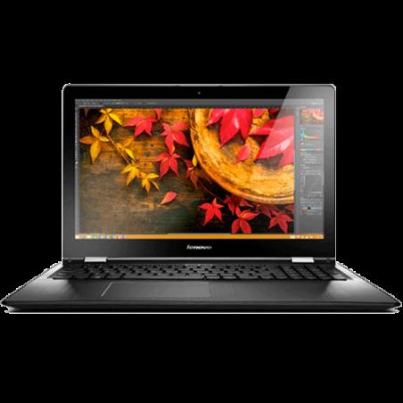 "Notebook Lenovo 2 em 1 YOGA 80NE0006BR Preto - Intel Core i7-5500U - RAM 8GB - HD 1TB - Tela 14"" - Windows 10"