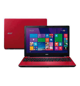 "Notebook Acer E5-571-535H - Intel Core i5-4210U - RAM 4GB - HD 1TB - LED 15.6"" - Windows 8.1"