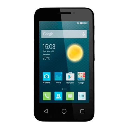"""Smartphone POP 2 4045A Preto - 4GB - 5MP Full HD - 4.5"""" - Android 4.4"""