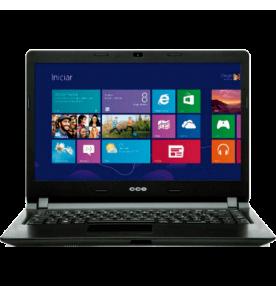 "Notebook CCE Ultrafino N325 - Intel Core i3-3217U - HD 500GB - RAM 2GB - LED 14"" - Windows 8"