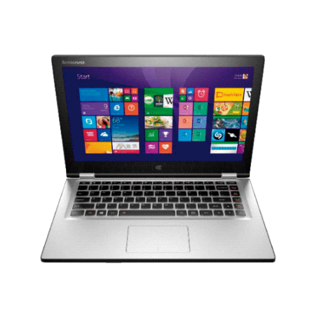 "Ultrabook 2 em 1 YOGA2 Lenovo - Intel Core i5-4200U - HD 500GB - SDD 16GB - RAM 4GB - LED 13.3"" Touchscreen - Windows 8.1"
