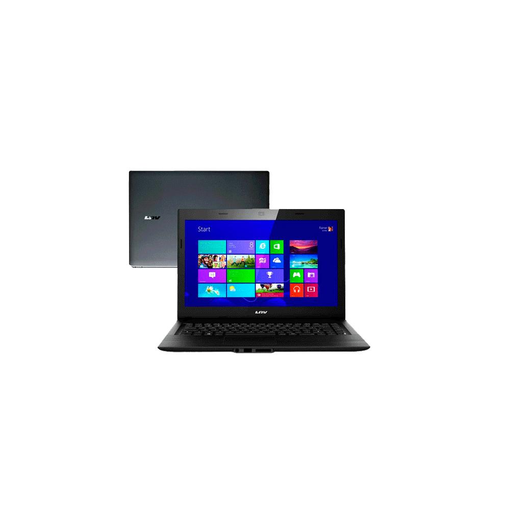 "Notebook Lenovo L40-30 4030LNV002 - Intel Celeron N2815 - RAM 4GB - HD 500GB - Tela LED 14"" - Windows 8.1 - Preto"