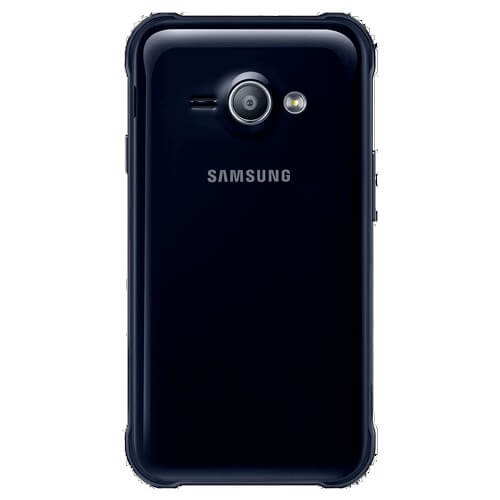 Smartphone Samsung Galaxy J1 Ace J110M Preto - 8GB - Dual-Chip - Android 4.4