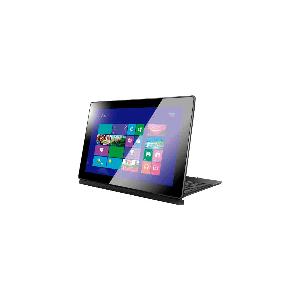 """Notebook 2 em 1 CCE F10-30 - Tela de 10.1"""" Touchscreen - Intel Atom Z3735G - RAM 1GB - 16GB - Windows 8.1 - Preto"""