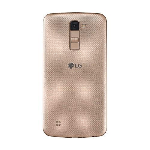 Smartphone LG K10 Dourado - 16GB - 13MP - Octa-Core - Dual Chip - Android 6.0