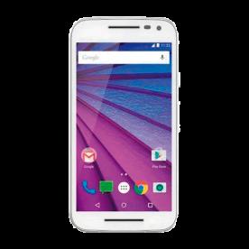 "Smartphone Motorola Moto G XT1544 - Branco - 16GB - Dual-Chip - 13MP - 4G - Tela 5"" - Android 5.1"