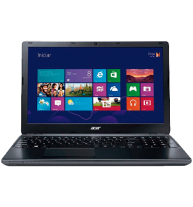"Notebook Acer E1-572-6_BR691 - Intel Core i5-4200U - RAM 4GB - HD 500GB - LED 15.6"" - Windows 8"