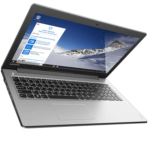 Notebook Ideapad 310-15ISK - Intel Core i7-6500U - GeForce GTX 920 2GB - RAM 8GB - HD 1TB - Tela 15.6 - Windows 10