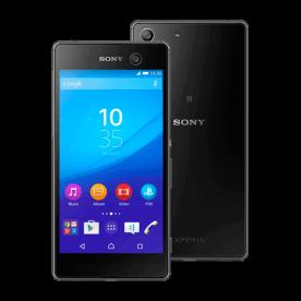 """Smartphone Sony Xperia M5 E5643 - Preto - Dual-Chip - 16GB - 21.5MP - 4G - Tela 5"""" - Android 5.0"""