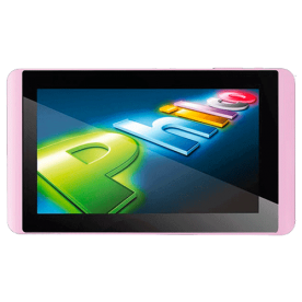 "Tablet Philco 7A-R111A4.0 Rosa - ARM Cortex A8 - 8GB - Micro USB - Wi-Fi - Tela 7"" - Android 4.0"