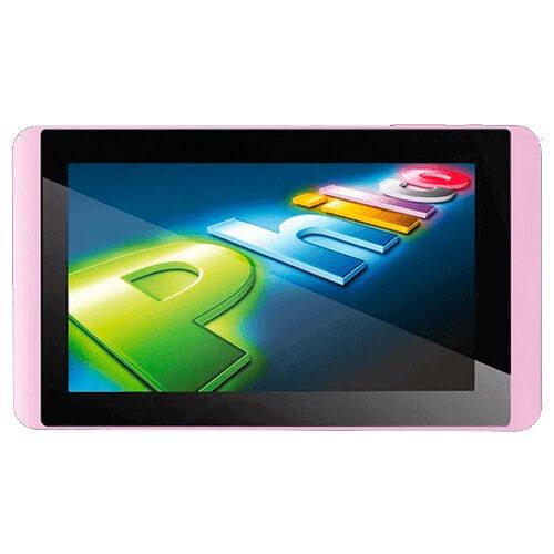 "Tablet Philco 7A-R111A4.0 Rosa - ARM Cortex A8 - 8GB - Micro USB - Wi-Fi - Tela 7"" - Android 4.0"