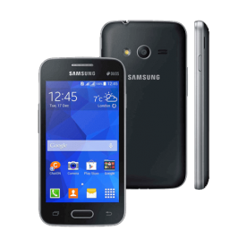 "Smartphone Samsung Galaxy Ace 4 G313MU - Cinza - 4GB - 5MP - 4G - Tela 4"" - Android 4.4"