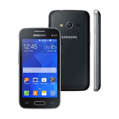 "Smartphone Samsung Galaxy Ace 4 G313MU - Cinza - 4GB - 5MP - 4G - Tela 4"" - Android 4.4"