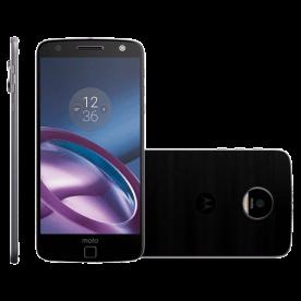 """Smartphone Motorola Moto Z Power Edition XT1650-3 - 3° Geração - Preto - Dual-Chip - 64GB - Tela 5.5"""" - Android 6.0"""