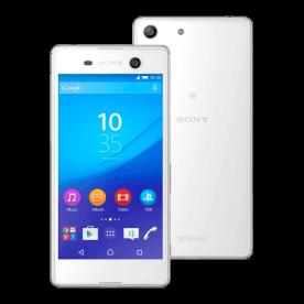 "Smartphone Sony Xperia M5 E5643 - Branco - Dual-Chip - 16GB - Tela 5"""