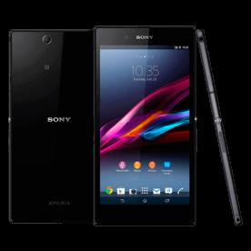 """Smartphone Sony Xperia Z Ultra C6843 Preto - 16GB - TV - Tela 6.4"""" - 4GLTE - Android 4.4"""