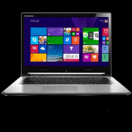 "Ultrabook Lenovo Flex 14"" Touchscreen - 14-80C40002BR - Intel Core i3-4010U - RAM 4GB - HD 500GB - Windows 8.1"