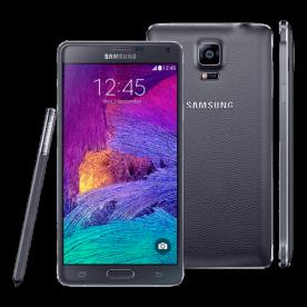 """Smartphone Samsung Galaxy Note 4 N910C Preto - 32GB - RAM 3GB - 4G LTE - Octa Core - 5.7"""" - 16MP - Android 4.4"""