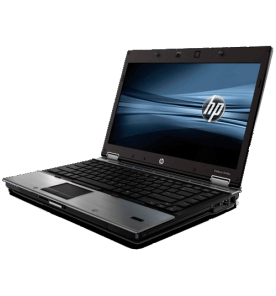 "Notebook HP Elitebook 8440p - Prata - Intel Core i5-520M - RAM 3GB - HD 250GB - Tela 14"" - Windows 10"