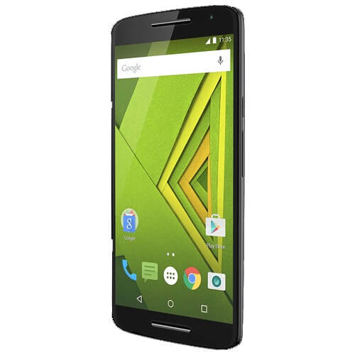 "Smartphone Moto X Play XT1563 - Preto - 32GB - Octa-Core - 4G - 21MP - Tela 5.5"" - Android 5.1"