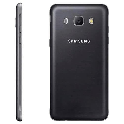 "Smartphone Samsung Galaxy J5 J510MN - Metal Preto - Dual-Chip - 16GB - 13MP - Tela 5.2"" - Android 6.0"