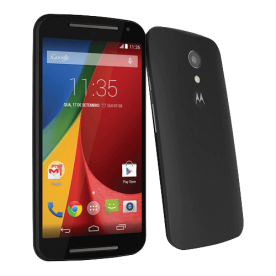 "Smartphone Motorola Moto G TV XT1069 - Preto - Dual-Chip - 16GB - 8MP - Tela 5"" - Android 4.4"