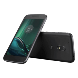"Smartphone Motorola Moto G XT1603 Play DTV - 16GB - Preto - Quad-Core - 8MP - Tela 5"" - Android 6.0"